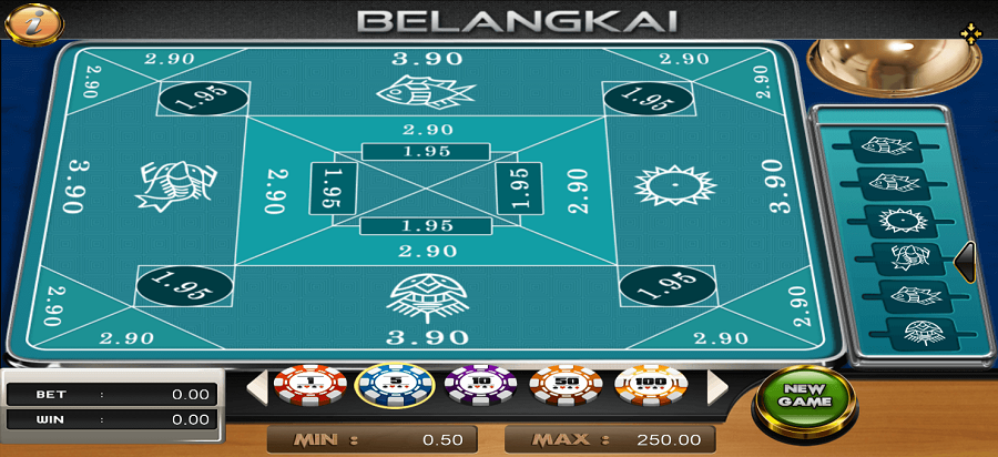 Belangkai Table Game